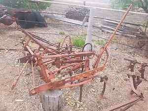 International mid mounted cultivators Clifton Toowoomba Surrounds Preview