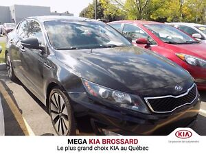 2011 Kia Optima Turbo SX 2.0T 274HP!! NAVI/CUIR/TOIT PANO