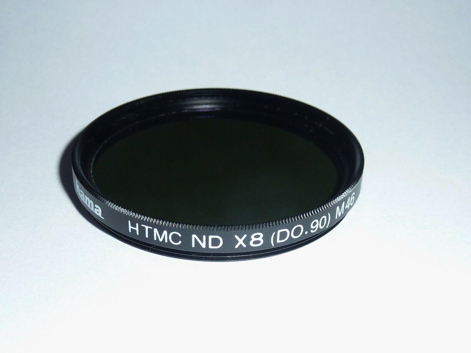 Hama Graufilter ND x 8  HTMC  46mm E46