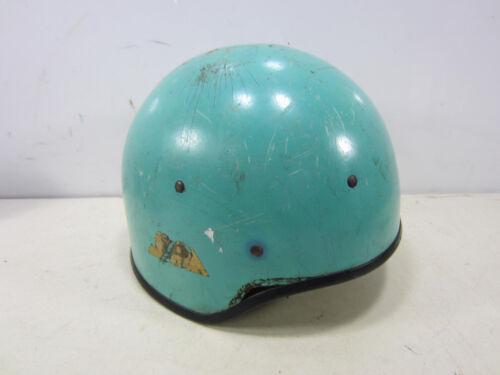 Vintage Made in Wales U.K. Motorcycle Scooter? Fiberglass Helmet