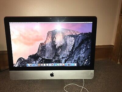 Apple iMac A1311 Core 2 Duo @ 3.06GHz 4GB RAM 500GB HDD OS X Yosemite 10.10.5
