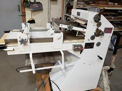 Acme Model 8 Dough Roller Floor Roll-sheeter Machine Double Pass Bakery Conveyor