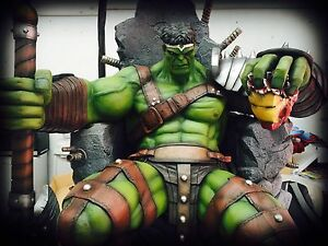 Gladiator Hulk on the Throne 1/4 huge piece Camden Camden Area Preview