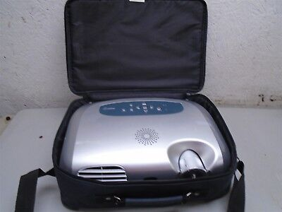 EPSON LCD Projector EMP-S1 w/ Carrying Case Used