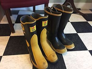 Firefighter / Chainshaw Boots