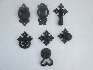 OLD-VINTAGE-STYLE-KITCHEN-CUPBOARD-CABINET-DRAWER-DRESSER-DESK-RING-PULL-HANDLE
