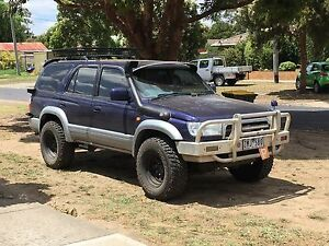 1996 Toyota hilux surf Whittlesea Whittlesea Area Preview