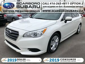 2015 Subaru Legacy 2.5i, FROM 1.99% FINANCING AVAILABLE