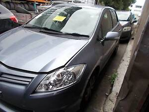 All parts available for Toyota Corolla 2010 Gladesville Ryde Area Preview