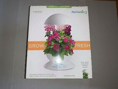 AEROGARDEN  3 BOX SET BRAND NEW NEVER USED IN BOX 100% COMPLETE for sale  Shipping to South Africa