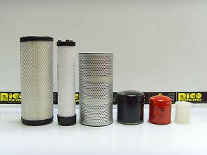 Takeuchi TB Series Filter Service Kits, All models