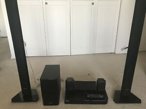 Samsung 5 Speaker 3D Blu-ray & DVD Home Theatre System