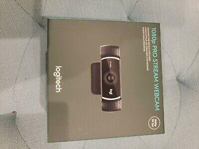 Logitech Pro C2920 1080p Stream Webcam - Black-BRAND NEW *Ships Same Day*