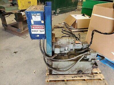 Marathon Corp 10hp 25gal Hydraulic Power Unit
