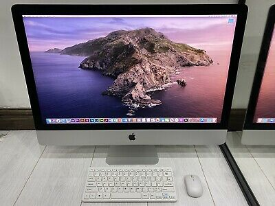 "Apple iMac 27"" 5K Retina Late 2015 2TB Fusion 16GB Ram 3.3GHz Core i5 AMD M395"