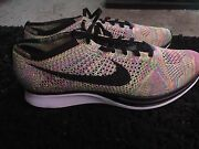 Nike flyknit racer multicolour Earlwood Canterbury Area Preview