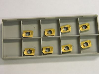 Hertel Adct23288pder5ld Hc225 Hmx00565k Carbide Milling Inserts Box Of 8 Usa