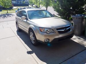Subaru Outback 3.0R 2008 | Fully Loaded | No Accidents