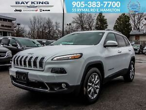 2018 Jeep Cherokee 4X4, BACK UP CAM, BLUETOOTH, REMOTE START