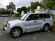 Mitsubishi Pajero DID 3.2L GLS 2002 Tewantin Noosa Area Preview