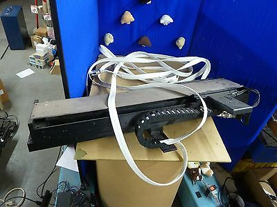Anorad 400467-10 Linear Motor Positioning Slide Stage 28