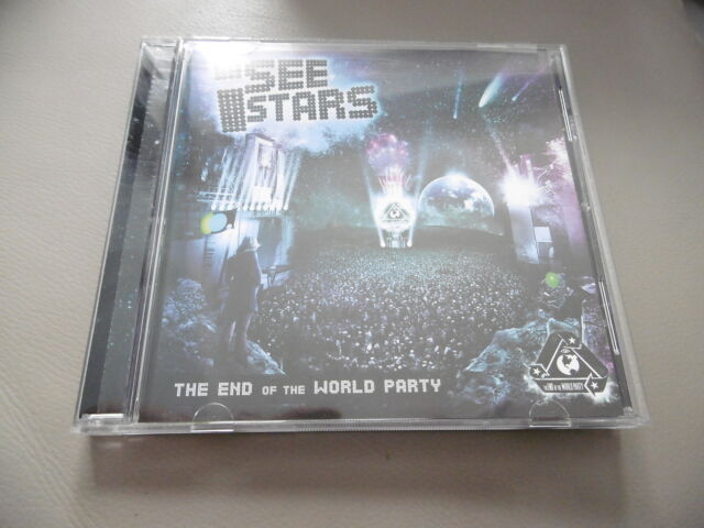 NEU I SEE STARS : THE END OF THE WORLD PARTEI CD ALBUM11 TITEL 2011 SUMERISCHE