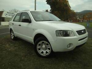 2008 Ford Territory Wagon Montrose Glenorchy Area Preview