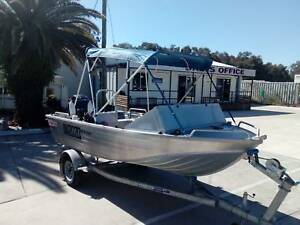 Stacer 399 Proline with 30HP Mercury