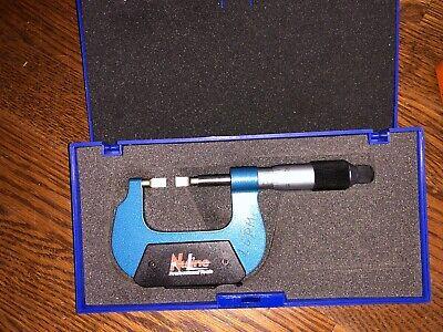 Nuline Blade Micrometer 0-1 0.0001