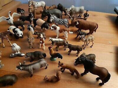 Schleich animals bundle