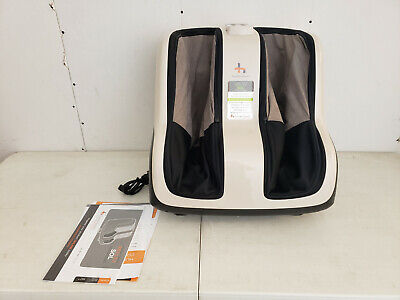 Human Touch Reflex SOL Foot and Calf Relaxation Shiatsu Massager with Heat