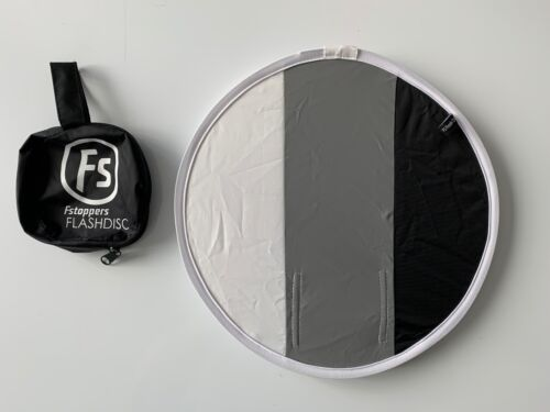Fstoppers Flash Disc (FS FlashDisc) Portable Speedlight Softbox