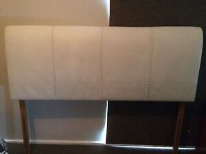 Free Queen leather bed head Narre Warren Casey Area Preview