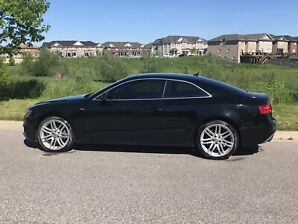Audi A5 clean and mint condition