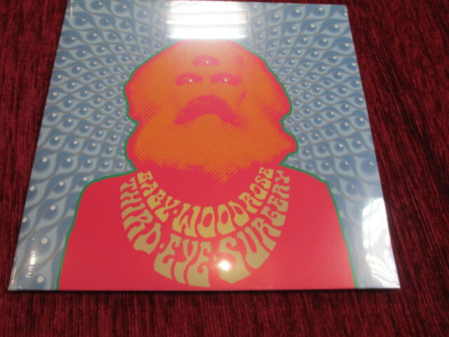 Third Eye Surgery [Vinyl LP] Baby Woodrose Neu!