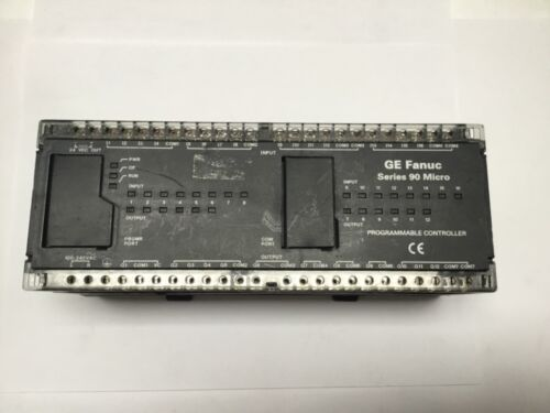 GE Fanuc Series 90 Micro Programmable Controller