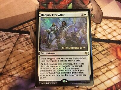 MTG: Happily Ever After (Throne of Eldraine Prerelease Foil) Sealed