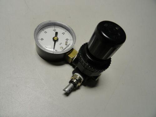 Lot of 6 Norgren R91W-2AK-NEN Pressure Regulators