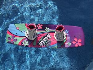 Wakeboard ronix august fille
