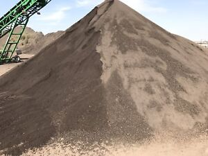 Best Quality Screened Top Soil & Gravel Delivery Sale