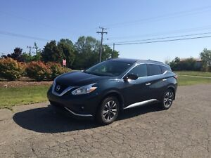 2017 Murano SV with Drivers Package