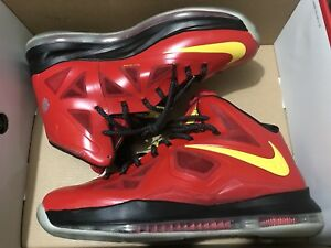 Nike Zoom Lebron X NikeID 10.5 KD PG Kyrie Kobe