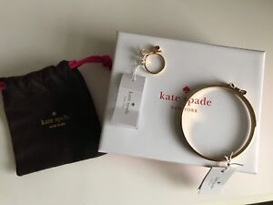 Kate Spade Ring & Bangle
