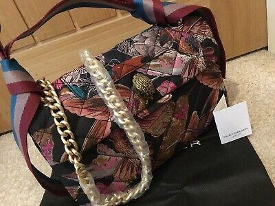 Kurt geiger kensington Floral Oriental Bag BRAND NEW WITH DUST BAG SUPER...