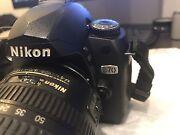 Nikon D70 Digital SLR Camera with Nikon Lens Greenacre Bankstown Area Preview