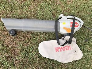 Ryobi electric blower-vac Fig Tree Pocket Brisbane North West Preview