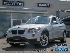 2013 BMW X1 XDrive 28i   Only 35,560 KM Panoramic Sunroof