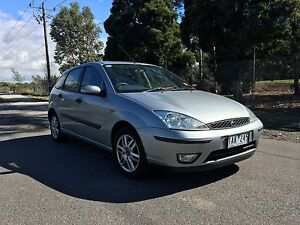 2004 FORD FOCUS AUTO REGO & RWC **1 YEAR FREE WARRANTY** Lilydale Yarra Ranges Preview