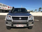 04 HOLDEN RODEO TURBO DIESEL AUTO 4X4 DUALCAB Shailer Park Logan Area Preview