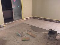 Tile and laminate floors